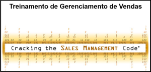 Cracking the sales management code - III